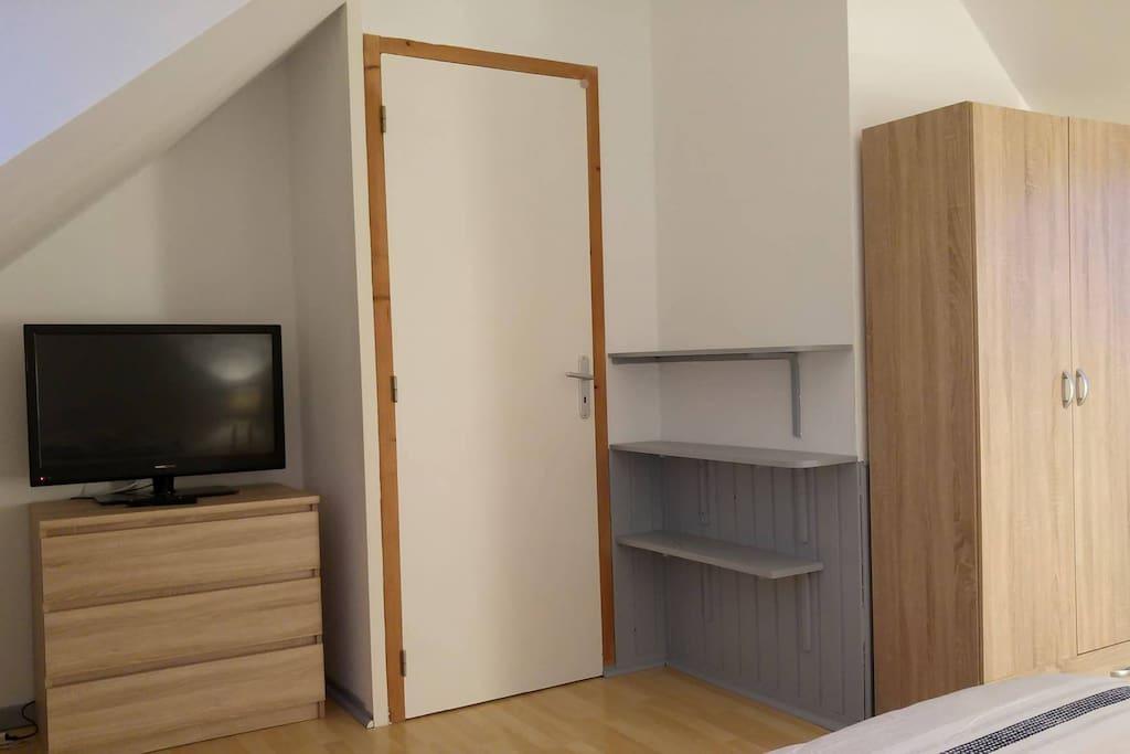 duplex avec jardin aux portes de quimper maisons louer saint yvi bretagne france. Black Bedroom Furniture Sets. Home Design Ideas