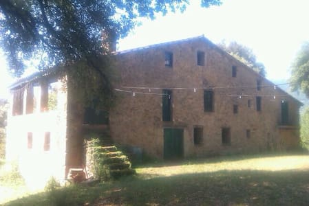 Masia del S.XVI - Sant Esteve d'en Bas - House