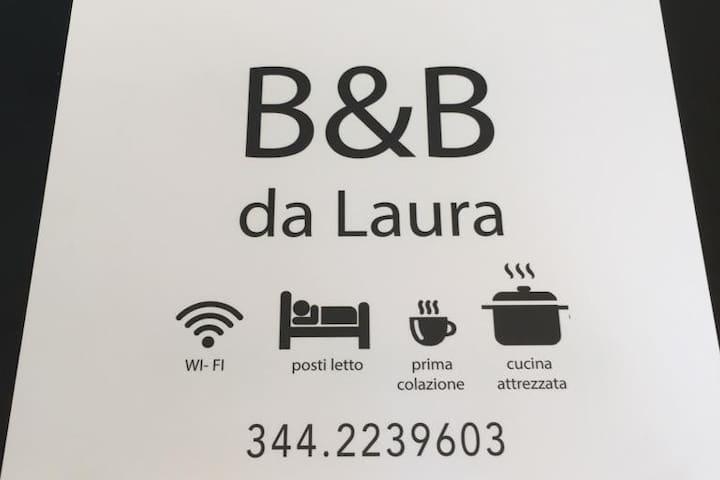 B&B Da Laura a Troia F.G