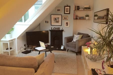 Cosy 1 bed apartment by Whiteladies Road, Bristol - Pis