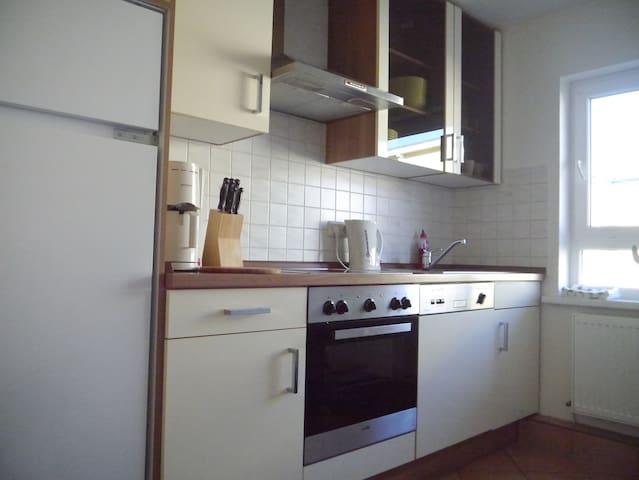 Apartment Fischer 3-Zimmer - Lübeck - Apartment
