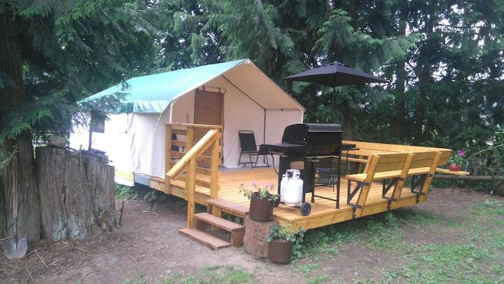 Little Green Ranch Bunnie Retreat