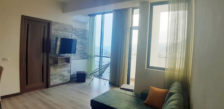Apartment in middle of Tbilisi