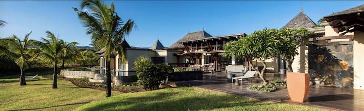 Villa Naiade, Belle Rivière