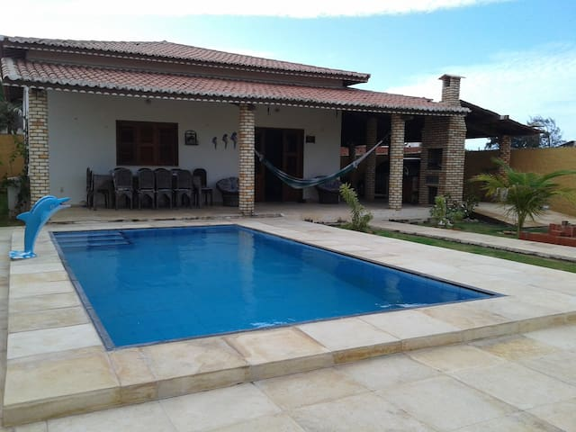 Beautiful House in Aguas Belas Beach - Cascavel