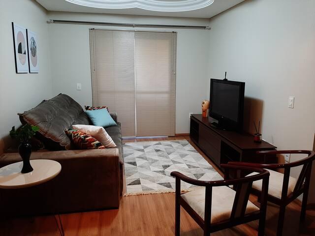 Lindo apartamento em Francisco Beltrão - completo