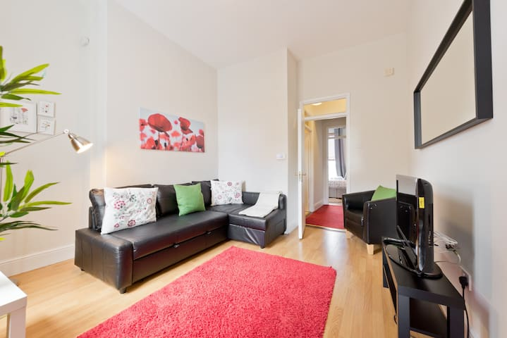 Bright Central 2bed apt near O'Connell Street - Dublin - Apartment