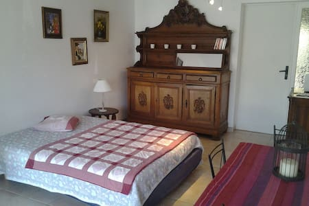 Belle chambre privée dacquoise ! - Dax - Σπίτι