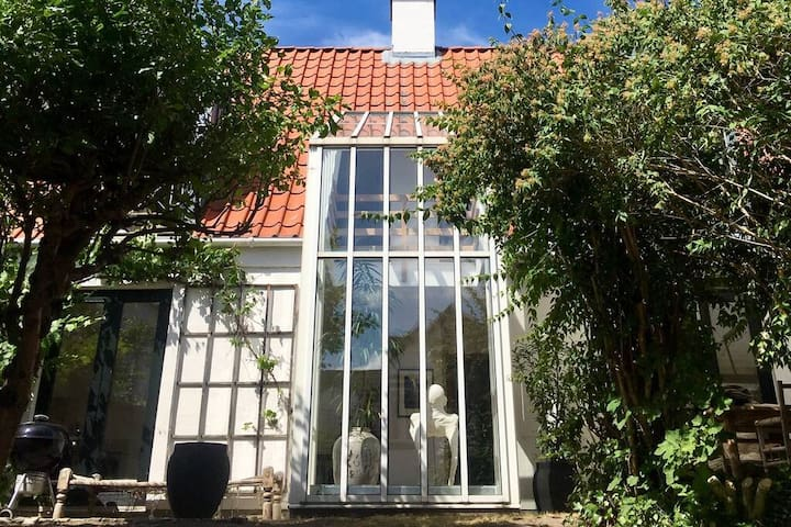Lovely townhouse north from Copenhagen