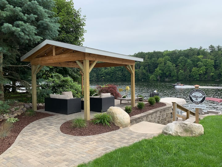 Eagles Landing Resort, Croton Pond