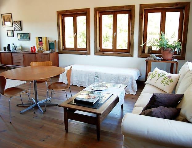 Zonnig familiehuis met zwembad op het platteland. - Coimbra - House
