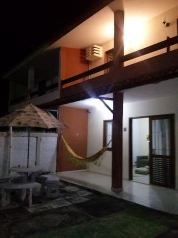 Duplex de praia 6 pessoas - Barra de São Miguel - Hus