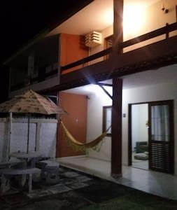 Duplex de praia 6 pessoas - Barra de São Miguel - Casa