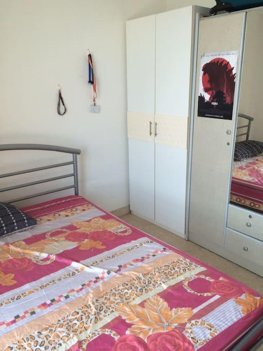 Double common room