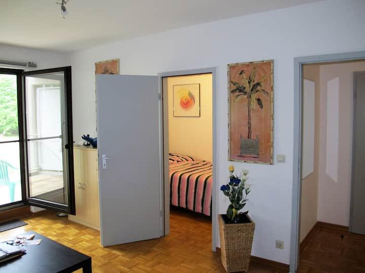 2 Room Flat in Düsseldorf City