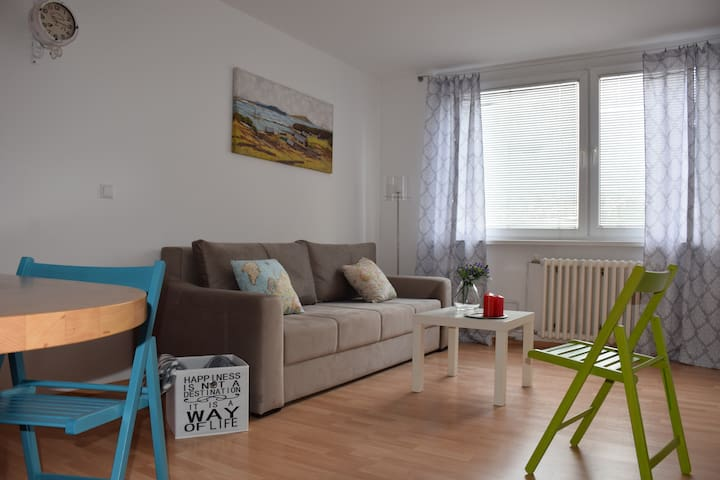 Affordable modern Studio Apartment in Sarajevo