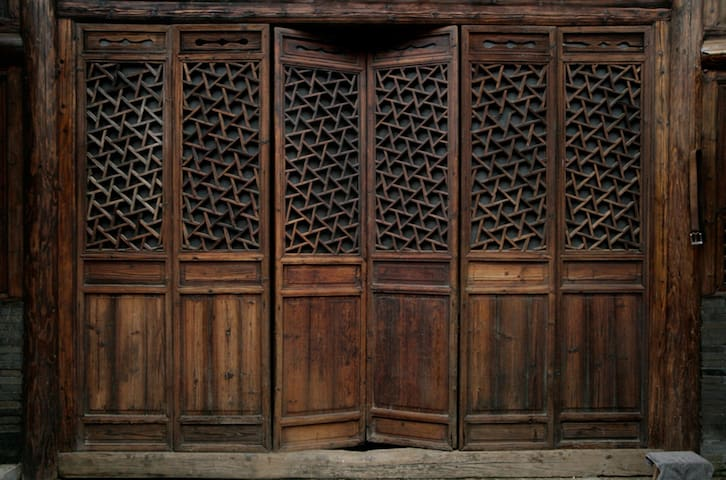 LaoJia 老家, a Qing Dynasty House (2)