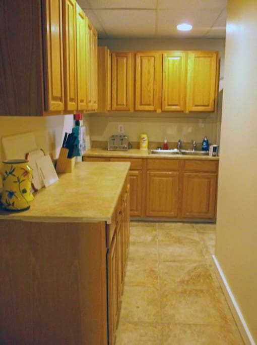 2nd kitchen area