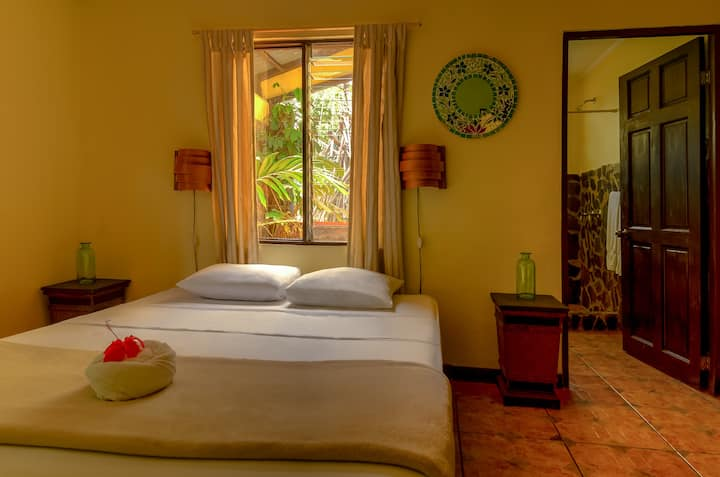 Nice stay in a quiet surrounding in Costa Rica