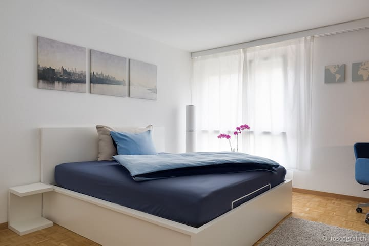 Great studio in Zurich center #502 - Zurique - Apartamento