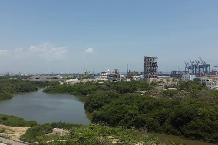 Entre lo residencial y lo turístico - Cartagena - Pis