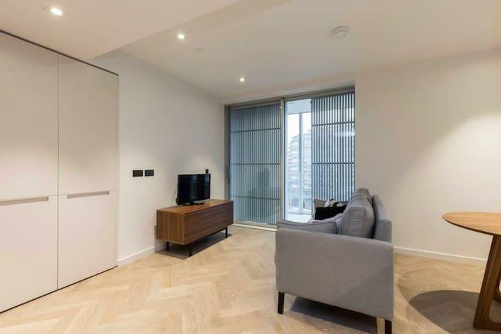 A luxurious air apartment