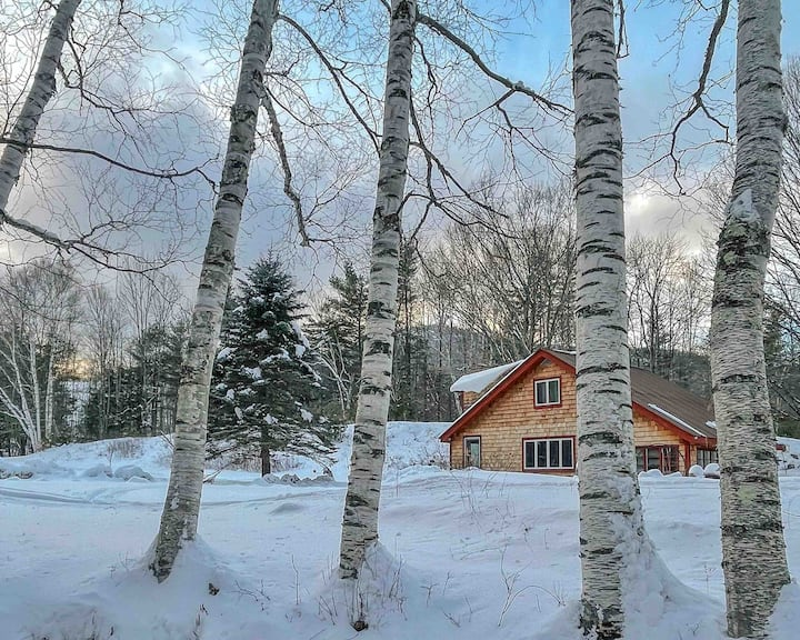White Birch Cabin