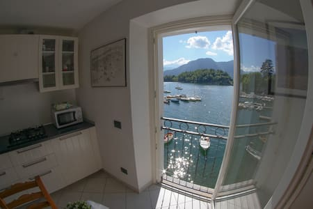 FAMILY HAVEN right on Lake Como what a view!