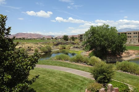 Gated Golf Course Community Condo