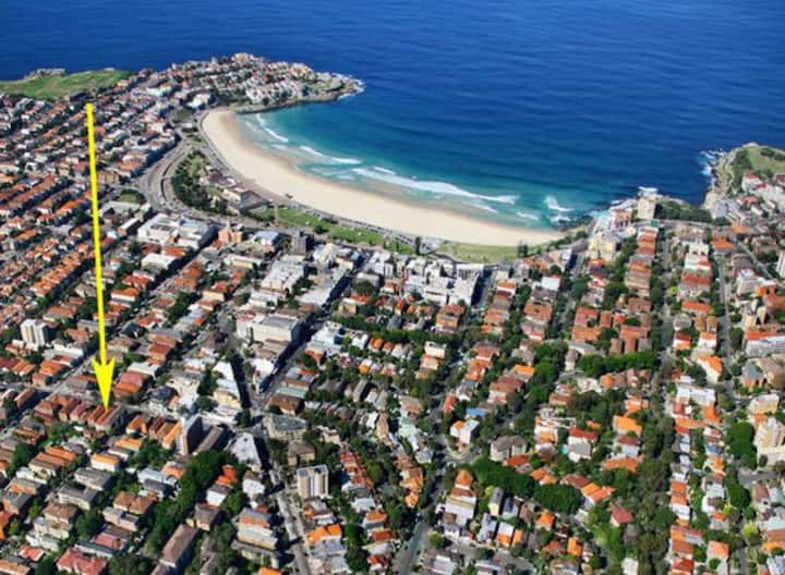 Perfect getaway in the heart of Bondi Beach