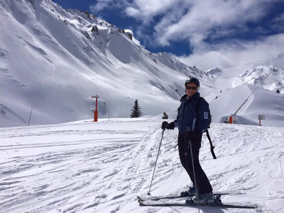 Amazing skiing for all levels