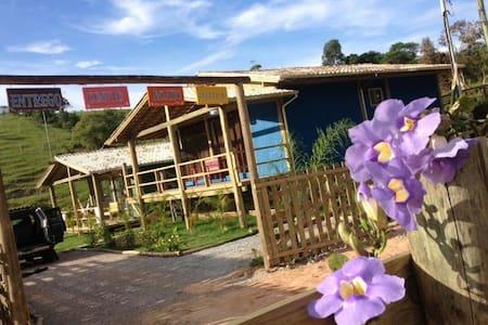Praia do Rosa Casa magica - praia do rosa - 獨棟
