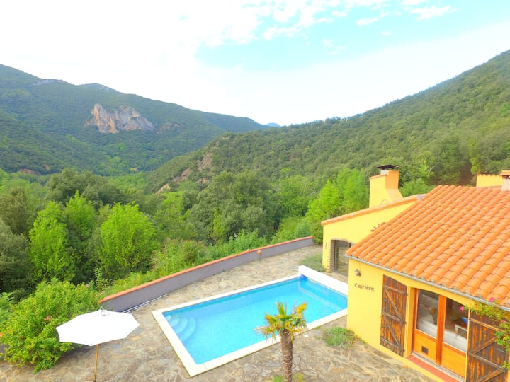 Luxury Villa with self contained gite and pool