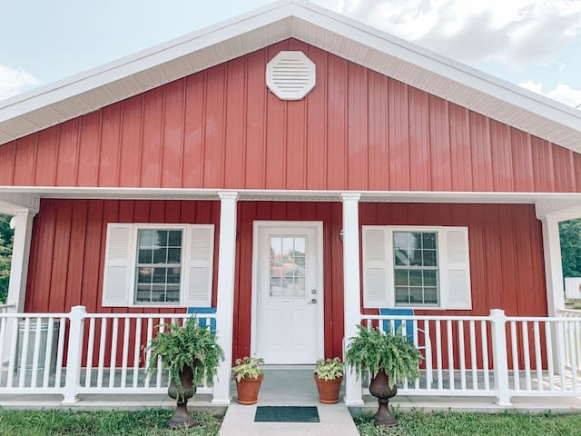 The Red House (Budget Friendly)