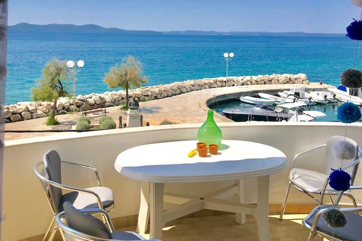 Beach Villa Zadar - beautiful sunsets & sea