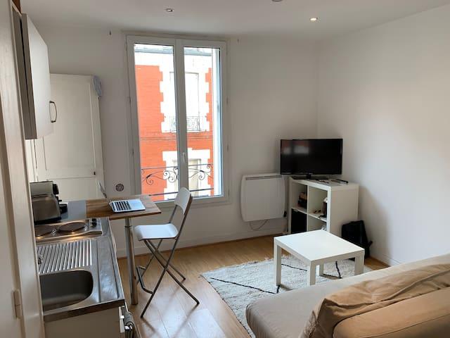 Appartement Paris 17 proche des Batignolles