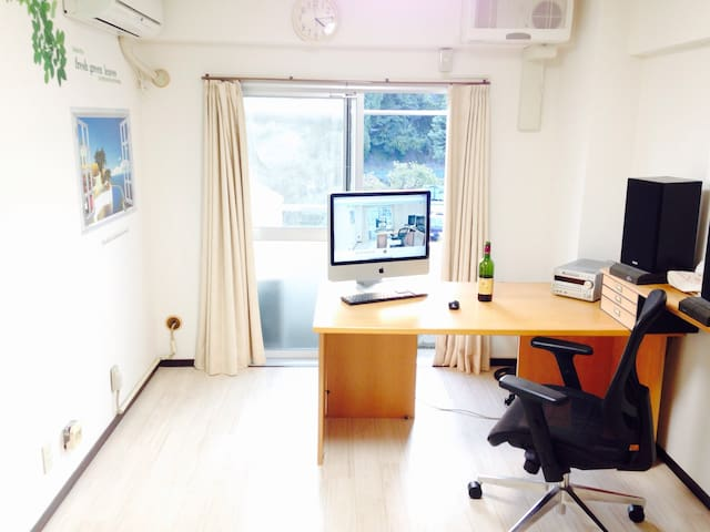 創作空間_Creative room - Machida-shi - Apartment