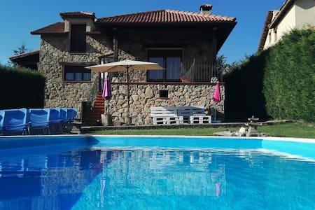 Precioso chalet con piscina - Otero de Herreros