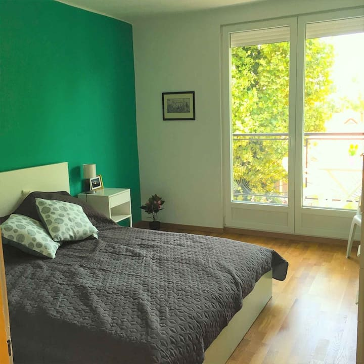 apartment for 2+1 persons in Balatonlelle R93450