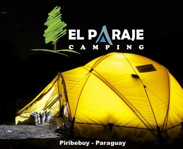 Bungalows en El Paraje Camping