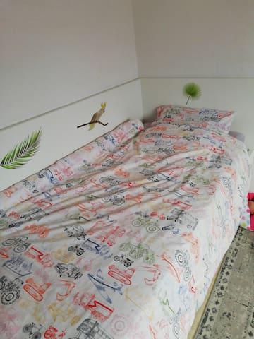 Belle chambre confortable