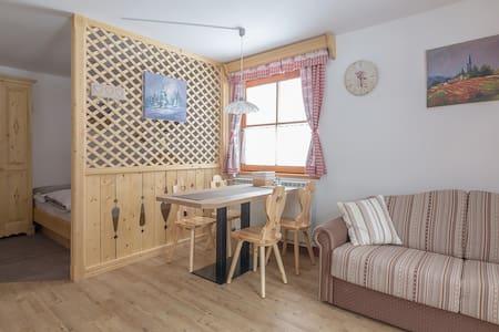 Ap8,-Studio apartment in Villa Flora , 2-4 people - Gozd Martuljek - Lägenhet