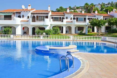 Bonito apartamento Son Bou Playa Gold T2 a escasos minutos del mar