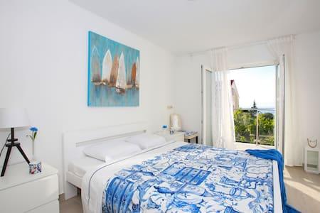 Apartment MELIN ****  Malinska-BLUE WAVE