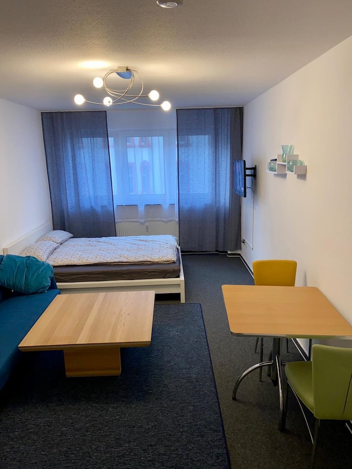 Ganze Wohnung Top Lage im Zentrum vom Saarbrücken