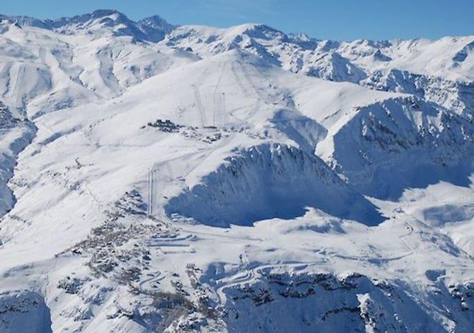 Centro de Ski El Colorado-Farellones