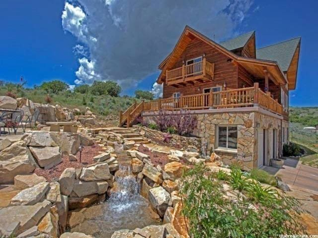 RUSTIC PET FRIENDLY RANCH NEAR PARK CITY - Kamas - Chalet