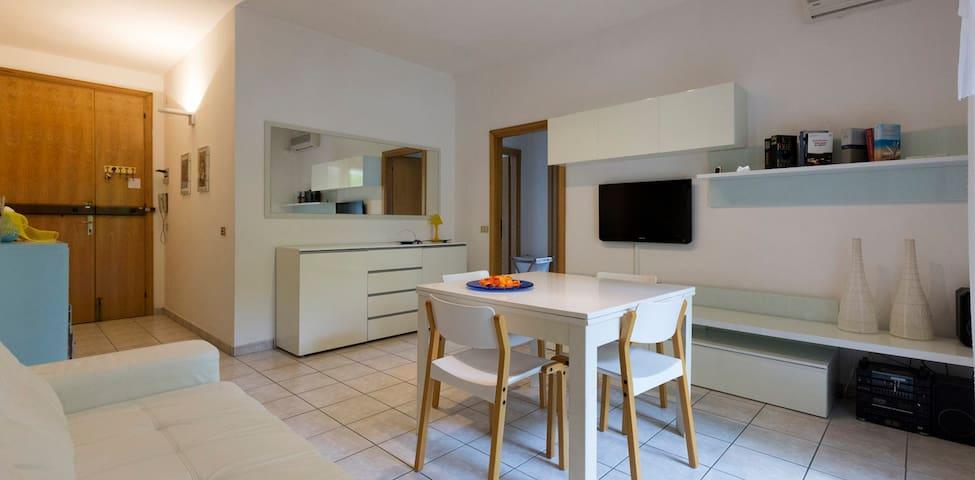 Appartamento per famiglie a 2 passi dalla spiaggia