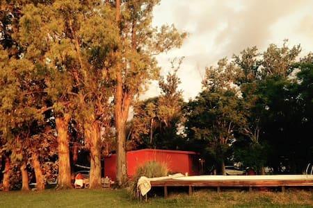 casa de campo en roldan - Roldán