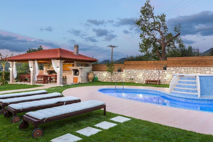 Lilium Villa, summer aroma! - Rethymno - 別荘